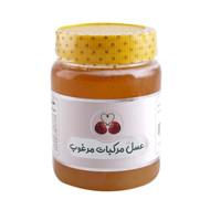 عسل مرکبات ارگانیک