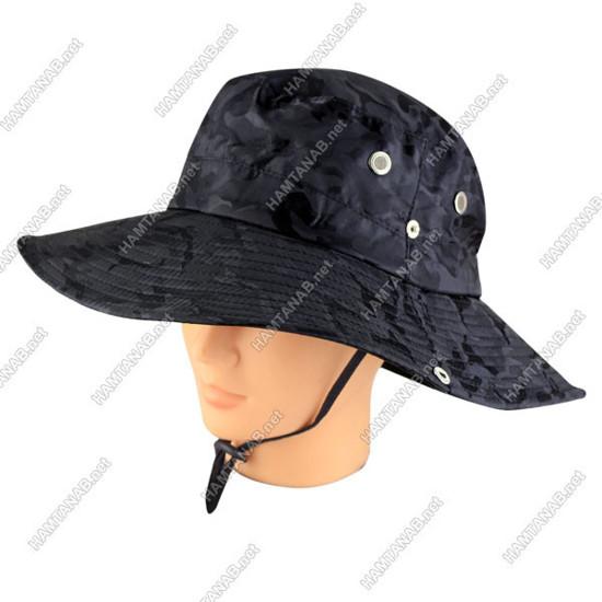 کلاه دورگرد ماهیگیری