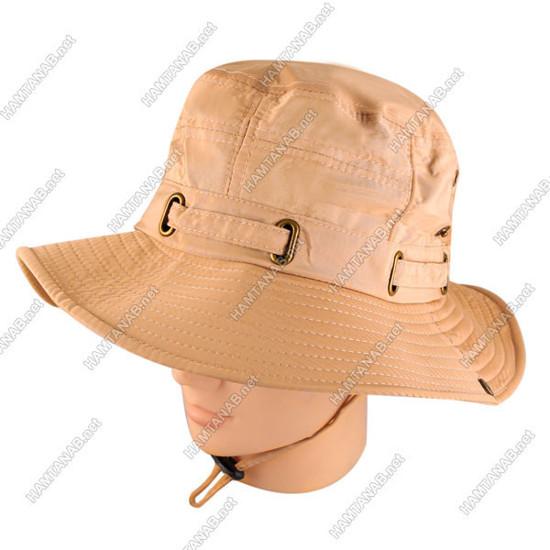 کلاه ماهیگیری دورگرد