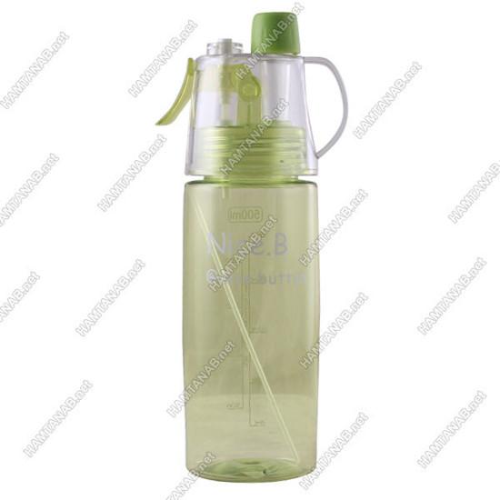 بطری آب نایس بی 500 میلی لیتر