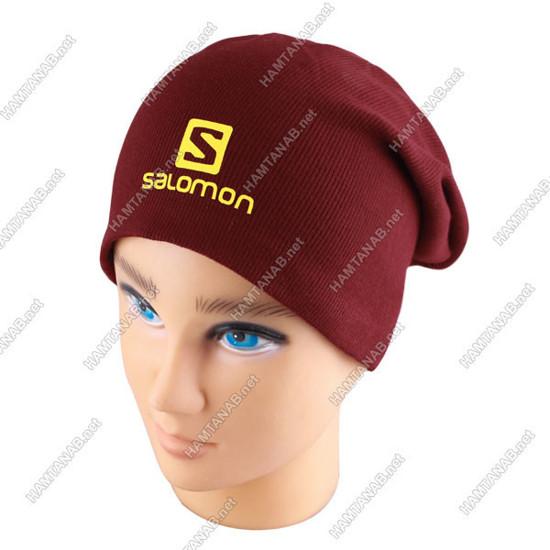 کلاه زمستانی سالمون