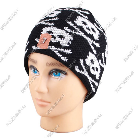 کلاه زمستانی بافت سون
