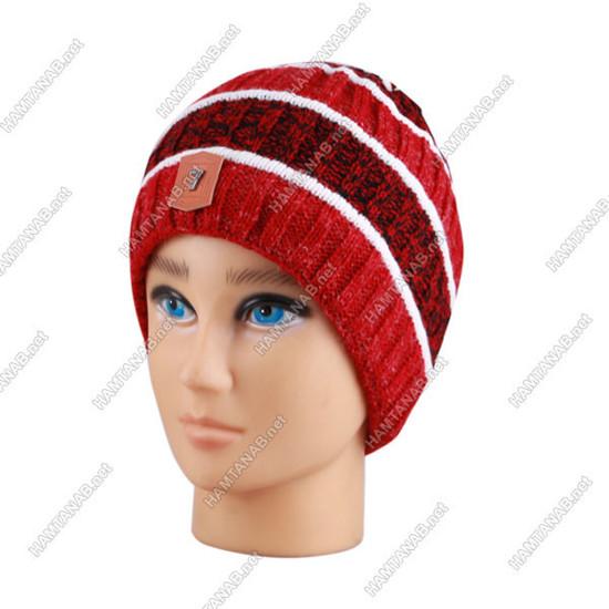 کلاه بافت سون