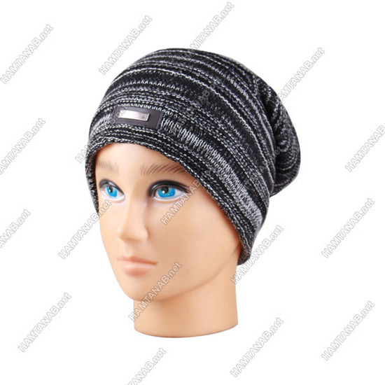 کلاه زمستانی داخل خز