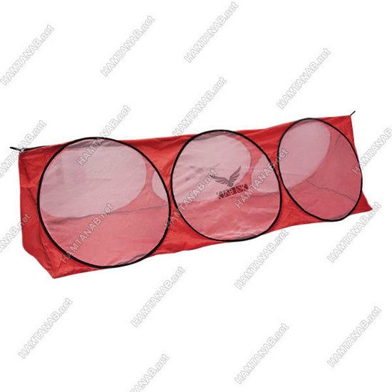 تصویر از پشه بند کابوک رنگ قرمز