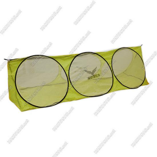 تصویر از پشه بند کابوک رنگ سبز