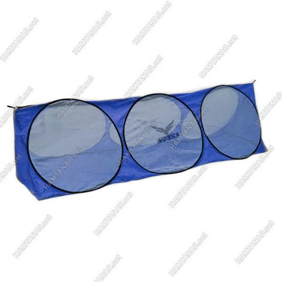 تصویر از پشه بند کابوک رنگ آبی